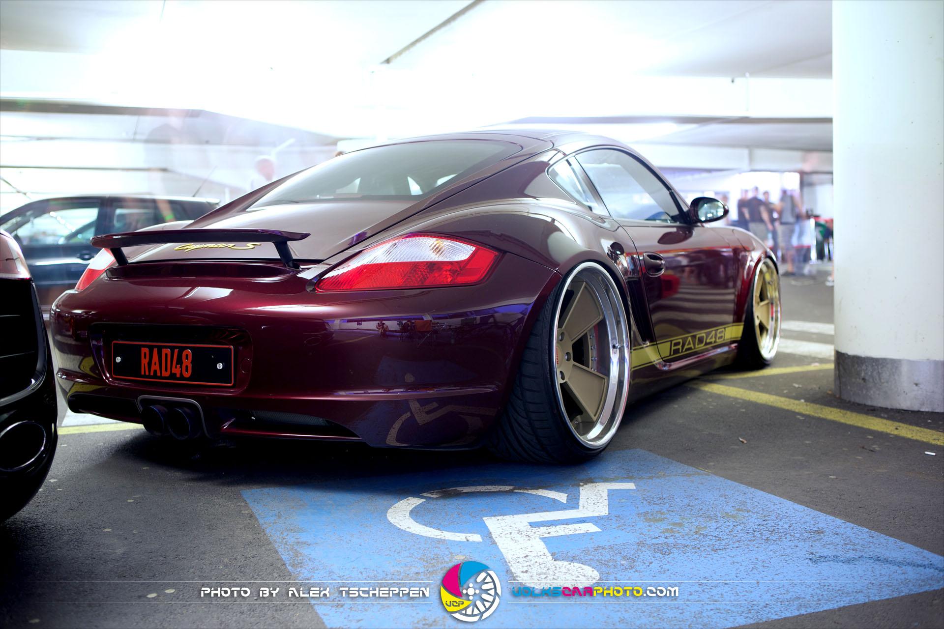 Porsche Cayman von RAD48